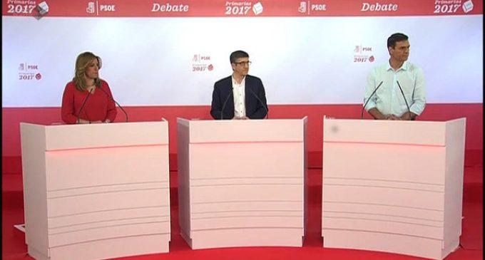 La suerte está echada en el PSOE