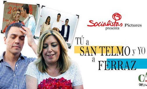 La rendición de Susana: 'Tú a San Telmo, yo a Ferraz'