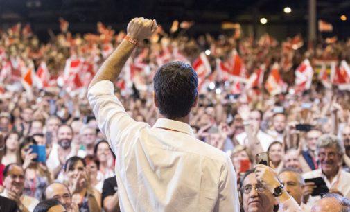 PSOE, o elogio de la corrupción ideológica