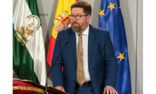 El consejero de Almería