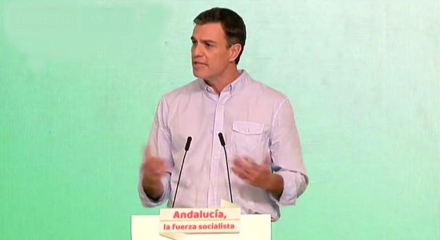 Sanchez_13_congreso_PSOE-A_
