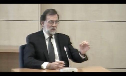 Rajoy: tenemos lo que nos merecemos