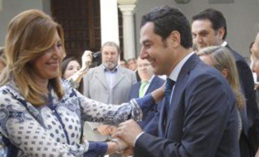 Juanma en la 'república independiente' de Susana