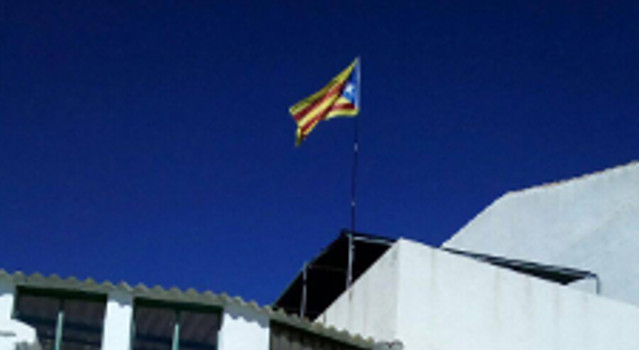 Armuña de Almanzora_bandera_independ_catalana_2