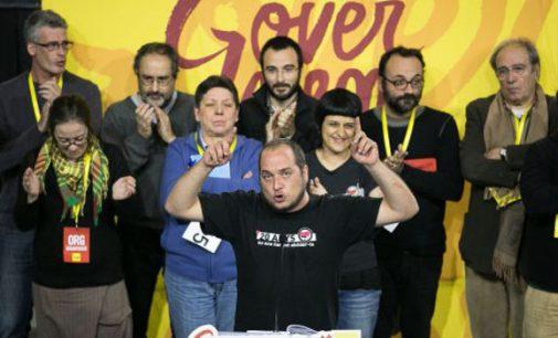 Podemos y los camisas negras catalanes