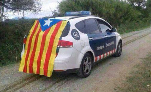 Preparados para el choque de trenes en Cataluña
