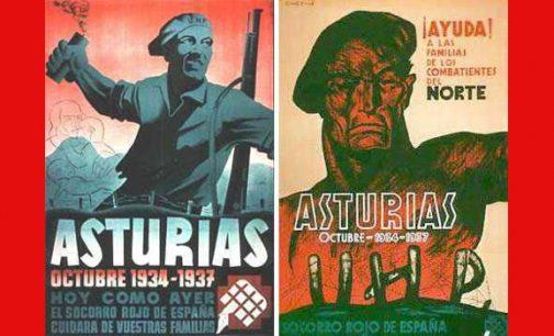 Asturies, la revolucionaria