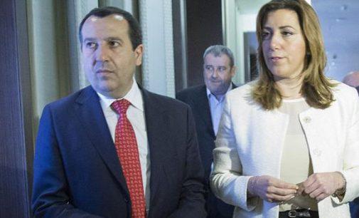 El PSOE de Málaga vuelve a mostrar su división