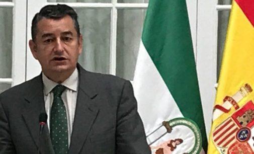 Antonio Sanz, un Delegado a la altura