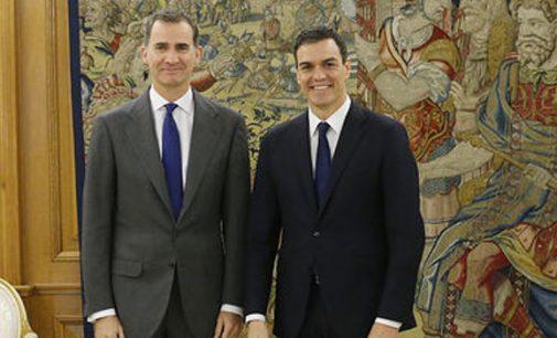 El Rey, Susana, Sánchez y el bloque constitucional