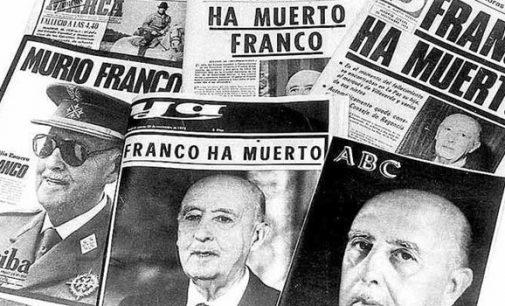 Unos días que estremecieron a España