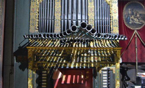 El órgano de Maese Pérez y la multa de la Junta