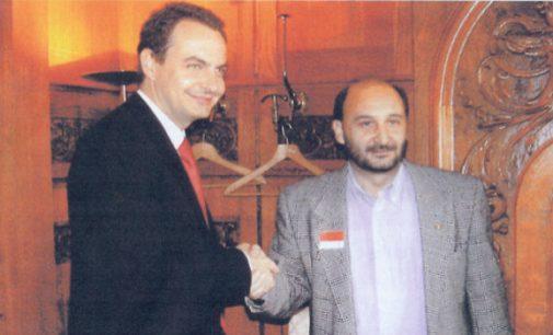 La culpa es de Zapatero