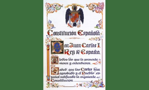 Es tiempo de cambiar la Constitución